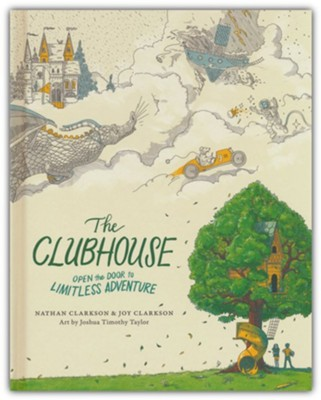 The Clubhouse: Open the Door to Limitless Adventure