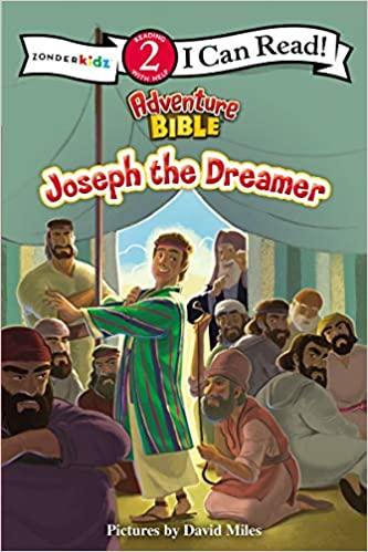 Joseph the Dreamer: Level 2 (I Can Read! / Adventure Bible)